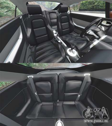GTA 5 Audi TT (8N) 2004 [add-on] vorne rechts Seitenansicht