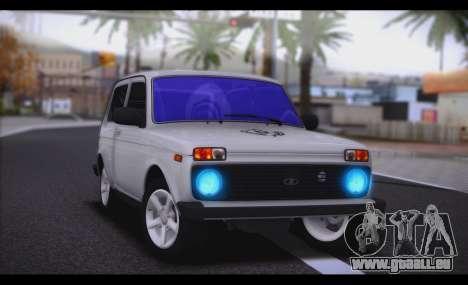 VAZ 2121 Bpan für GTA San Andreas
