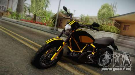 GTA 5 Pegassi Esskey PJ4 pour GTA San Andreas