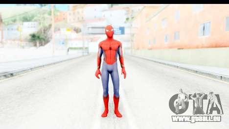 Marvel Heroes - Spider-Man Civil War für GTA San Andreas zweiten Screenshot