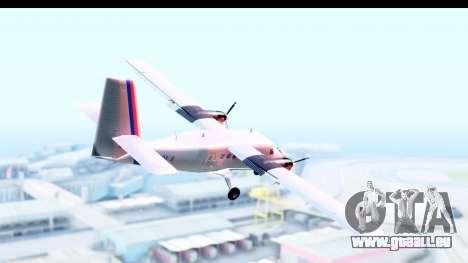DHC-6-400 Nepal Airlines für GTA San Andreas rechten Ansicht