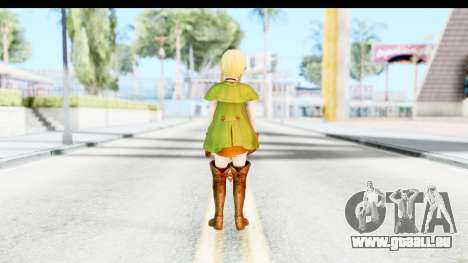 Hyrule Warriors - Linkle für GTA San Andreas dritten Screenshot