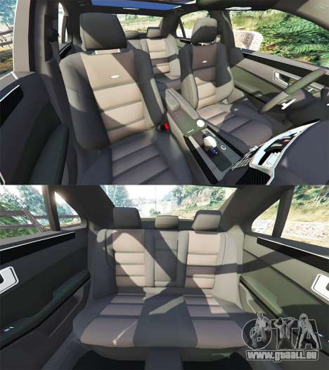 Mercedes-Benz E63 (W212) AMG 2010 [add-on] pour GTA 5