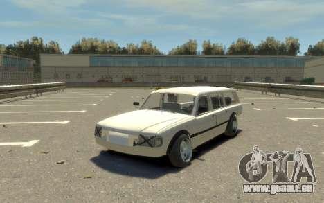 ГАЗ 310221 (Paul Schwarz prod.) für GTA 4