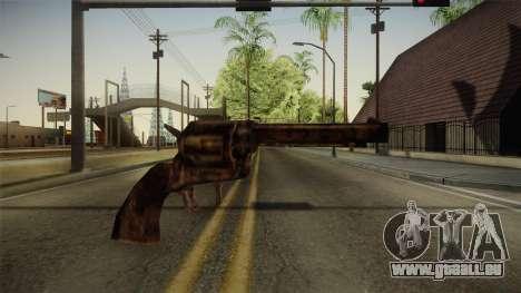 Silent Hill 2 - Pistol 2 pour GTA San Andreas deuxième écran