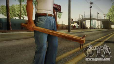 Silent Hill 2 - Weapon 3 für GTA San Andreas