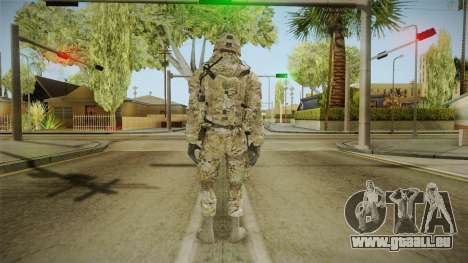 Multicam US Army 1 v2 für GTA San Andreas dritten Screenshot