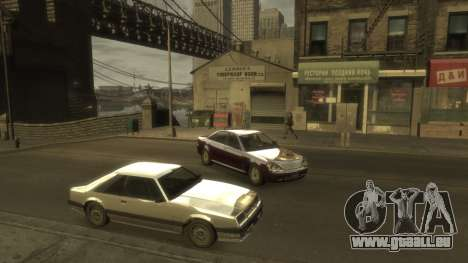 ENB Config by avydrado für GTA 4 neunten Screenshot