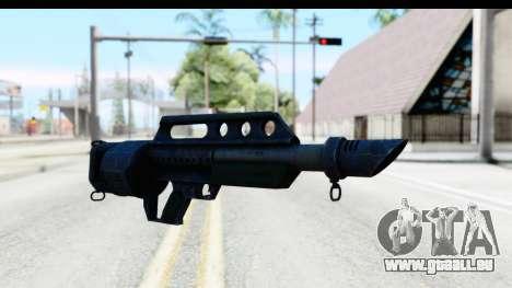 Pancor Jackhammer pour GTA San Andreas