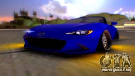 Axygen ENB für GTA San Andreas zweiten Screenshot
