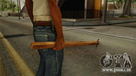 Silent Hill 2 - Weapon 3 für GTA San Andreas dritten Screenshot