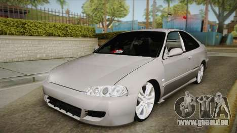Honda Civic Coupe DX 1995 pour GTA San Andreas