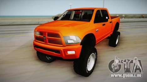 Dodge Ram 2500 Lifted Edition für GTA San Andreas