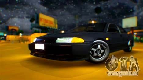 Axygen ENB für GTA San Andreas fünften Screenshot