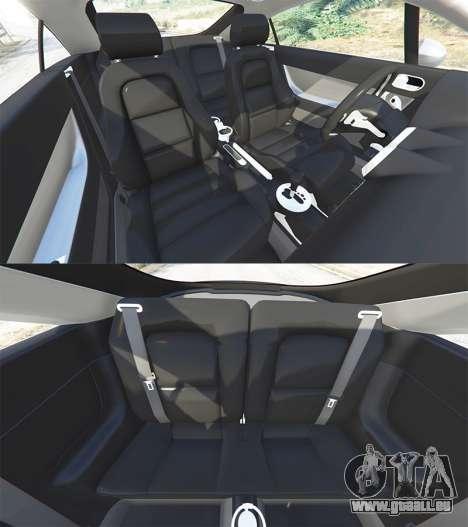 GTA 5 Audi TT (8N) 2004 [replace] avant droite vue de côté