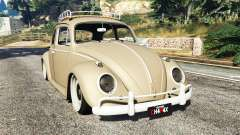 Volkswagen Fusca 1968 v0.8 [replace] für GTA 5