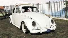 Volkswagen Fusca 1968 v1.0 [add-on] für GTA 5