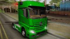 Mercedes-Benz Actros Mp4 4x2 v2.0 Gigaspace