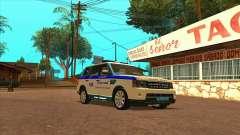 Range Rover Sport ДПС für GTA San Andreas