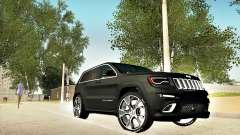 Jeep Cherokee SRT 8 pour GTA San Andreas