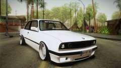 BMW M3 E30 Stance