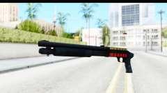 Tactical Mossberg 590A1 Black v3