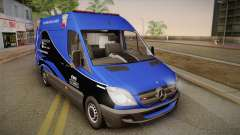 Mercedes-Benz Sprinter 2012 Midwest Ambulance für GTA San Andreas