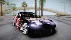 Mazda RX-8 VIP Stance Shimakaze Itasha