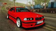 BMW M3 E36 Stance für GTA San Andreas