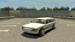 ГАЗ 310221 (Paul Schwarz prod.)