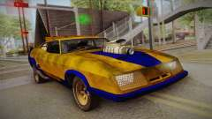 Ford Falcon 1973 Mad Max: Fury Road für GTA San Andreas