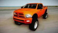 Dodge Ram 2500 Lifted Edition pour GTA San Andreas