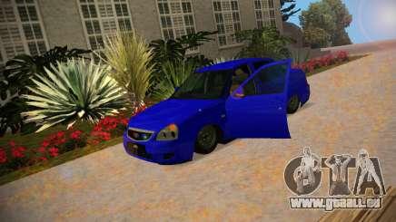 Lada Priora 2170 V.1.0 pour GTA San Andreas