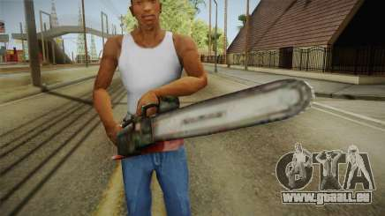 Silent Hill 2 - Chainsaw pour GTA San Andreas