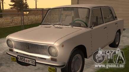 Les VASES 21013 Krasnoyarsk pour GTA San Andreas