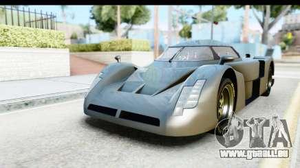 GTA 5 Annis RE-7B IVF für GTA San Andreas