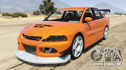 Maibatsu Revolution SG-RX (Tuners and Outlaws) für GTA 5