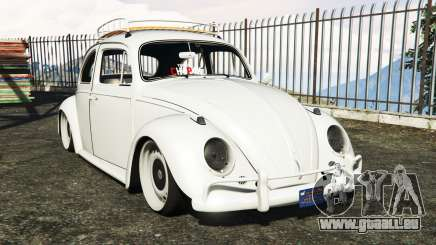 Volkswagen Fusca 1968 v1.0 [add-on] pour GTA 5