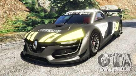 Renault Sport RS 01 2014 Police Interceptor [a] pour GTA 5