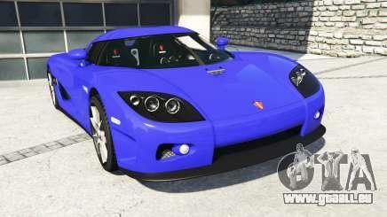 Koenigsegg CCX 2006 [Autovista] v2.0 [add-on] pour GTA 5