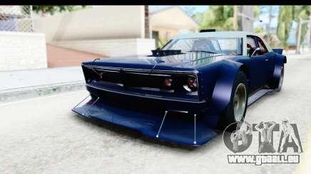 GTA 5 Declasse Tampa Drift für GTA San Andreas