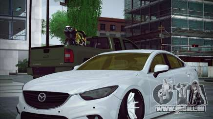 Mazda 6 Stance pour GTA San Andreas