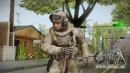 Multicam US Army 5 v2 pour GTA San Andreas