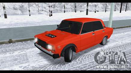 VAZ 2105-patch v3 für GTA San Andreas
