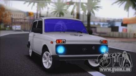 VAZ 2121 Bpan pour GTA San Andreas