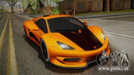 HTT Plethore LC750 2012 für GTA San Andreas