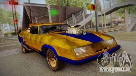 Ford Falcon 1973 Mad Max: Fury Road für GTA San Andreas