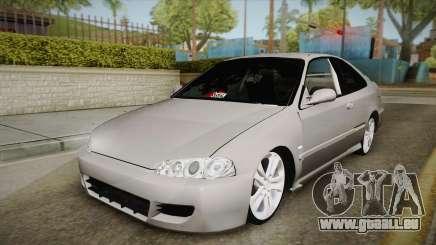 Honda Civic Coupe DX 1995 für GTA San Andreas