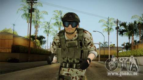 Resident Evil ORC Spec Ops v6 für GTA San Andreas