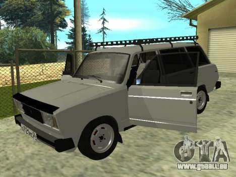Les VASES 2104 Krasnoyarsk pour GTA San Andreas
